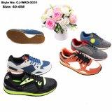 Nouvelle marque de chaussures de sport semelle PU occasionnel pour les hommes