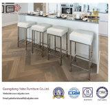 Mobília concisa do hotel do estilo com a cadeira da barra da sala de jantar (YB-C-17)