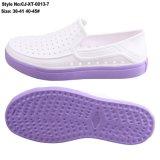 Prochaine chaussure neuve d'EVA de type, chaussure occasionnelle unisexe pour les hommes et femmes