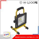 Artículo portable de la luz del trabajo, luz de trabajo LED de la venta al por mayor