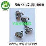 Ortodoncia Bondable Yahong Molar tubo bucal con Ce FDA ISO