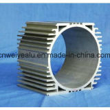 Profilo ampiamente usato e caldo dell'alluminio del dissipatore di calore di vendita