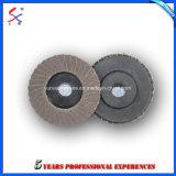 Calcinada la trampilla de alúmina fundida para moler y pulido de discos de metal y madera