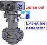 Veederのルート7887機械レジスターが付いているPdの流れメートル
