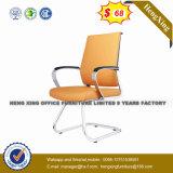 現代オフィス用家具の旋回装置の革執行部の椅子(HX-6C076A)