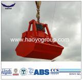 6-12cbm Clamshell Grab fournisseur électro-hydraulique