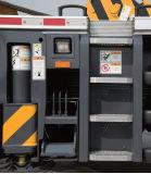 XCMG amtlicher LKW-Eingehangener Kran des Hersteller-55ton Xct55L5