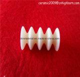 Precisione che lucida la parte di ceramica del macchinario della tessile Al2O3