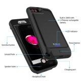 выдвинутая универсалия iPhone 6/6s/7 аргументы за крена силы заряжателя батареи 3000mAh водоустойчивая перезаряжаемые
