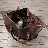 中国の工場本革のDuffel旅行袋-スポーツの体操袋- Weekenderの夜通しの荷物