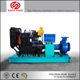 Pomp van het Water van de Irrigatie van de dieselmotor de Landbouw