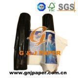 Papel de impressão da transferência térmica de preço do competidor no rolo ou na folha