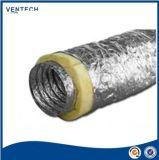 HVAC 시스템 알루미늄 비 절연제 유연한 덕트