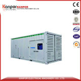 Shangchai 600KW 750kVA (660KW 825kVA) Type de conteneur Générateur Diesel