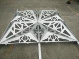 Efecto 3D Panel de aluminio para la Decoración de pared de cortina