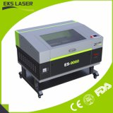 Machine de découpage à grande vitesse de machine et de laser de gravure de laser de CO2 d'Eks