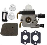 Карбюратор карбюратора для триммера Zam C1q-S66 Stihl Fs55r Fs55RC Km55 Hl45 Km55r