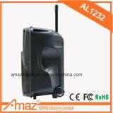 Nachladbares Karaoke/Partei/Ourdoor Laufkatze-Lautsprecher mit guter Batterie