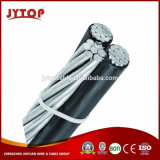 Cavo di alluminio ambientale Triplex di ABC del cavo di goccia di servizio