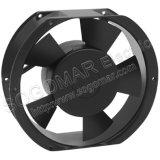 150x150x50mm 6 polegadas o ventilador do painel do tipo quadrado 220-240 VAC para resfriamento de cozinha