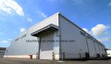 Un almacén prefabricado más largo de la estructura de acero de la vida de servicio