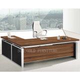 Factotryの製造の木製の家具の支配人室の大きい管理の机(SZ-OD102)
