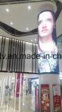P4 Afficheur à LED circulaire de courbe de l'intérieur pour la publicité et le centre commercial