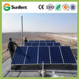 격자 태양 전지판 시스템 에어 컨디셔너 태양 에너지 시스템 홈 떨어져 11kw