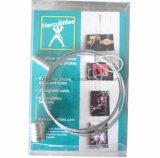 El marco magnético de la foto del refrigerador de la cuerda de la foto crea la decoración para requisitos particulares casera