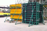 Madeira contraplacada de descofragem concretas para a construção do sistema de descofragem