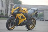 Relâmpago que compete o velomotor elétrico do Motorcycling da velocidade da motocicleta do esporte da motocicleta rapidamente