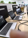 "11.6"" Yoga-Typ Laptop 10 des TP-Intel Pentium M Punkte Prozessor-, 4G /120g SSD Intel 5g WiFi 360 drehende Grad, Famouse International-Marke"