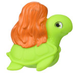 3D Dierlijke Speelgoed van het Karakter van het Beeldverhaal van het Beeldje Plastic Vinyl Onderwijs