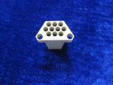 Pezzo meccanico di ceramica per strumentazione automatica