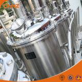 De dubbele Beklede Industriële Mixer van de Tank met Mengapparaat