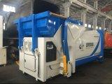 좋은 판매 12cbm 훅 상승 쓰레기 압축 분쇄기 낭비 쓰레기 트럭