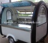 Carro móvil eléctrico de la venta caliente
