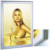 Dekorativer LED dünner heller Kasten des Aluminiumfoto-Rahmen-Kino-