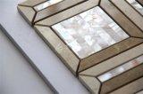 Shell de agua dulce y mosaico de mármol de Newproduct
