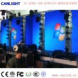 Binnen P4 Vaste LEIDENE die Vertoning voor Balzaal door Canlight wordt gemaakt