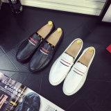 Loafers 2017 PU цены по прейскуранту завода-изготовителя высокого качества Breathable кожаный управляя ботинками человека