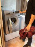 Governo di memoria costante del metallo della parte inferiore della lavatrice del Governo della base della lavanderia della stanza da bagno