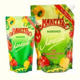 競争価格包装ジュースの口の袋