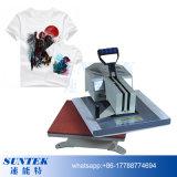 Secouer la tête de la chaleur Appuyez sur la machine pour la sublimation T-Shirt