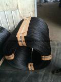 Bwg 22 recuit Soft noire sur le fil de liaison de la fabrication