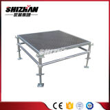 Abatible de aluminio modular muebles al aire libre etapa