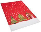 クリスマスの台所タオルのふきんの昇進のギフトタオル30*50cm