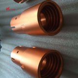 Parte di giro lavorante di CNC di buona di rivestimento alta precisione del metallo