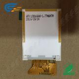 """産業制御の移動式製品LCDの表示のための20pin 0.5mmのはんだ付けするタイプ1.77 """""""