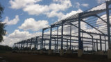 Edificios Pre-Engineered Multispan Acero Industrial para almacén de taller y fábrica Godown